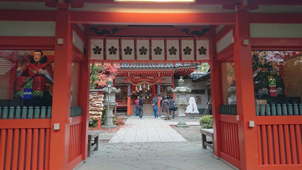 金澤神社について