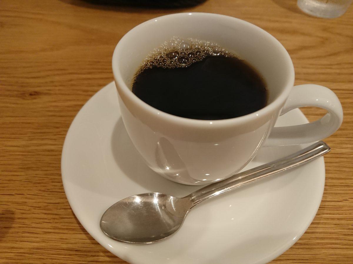 ラ モンベッタのコーヒー
